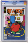 Bronze Age (1970-1979):Cartoon Character, Fat Albert #29 File Copy (Gold Key, 1979) CGC NM+ 9.6 Off-white towhite pages. Overstreet 2006 NM- 9.2 value = $18. CGC cen...
