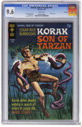 Bronze Age (1970-1979):Miscellaneous, Korak, Son of Tarzan #29 File Copy (Gold Key, 1969) CGC NM+ 9.6White pages. George Wilson painted cover. Dan Spiegle art. T...