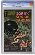 Bronze Age (1970-1979):Miscellaneous, Korak, Son of Tarzan #39 File Copy (Gold Key, 1971) CGC NM+ 9.6White pages. George Wilson painted cover. Dan Spiegle art. T...