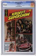 Bronze Age (1970-1979):Humor, Krofft Supershow #1 File Copy (Gold Key, 1978) CGC NM+ 9.6 Whitepages. Photo cover. Overstreet 2006 NM- 9.2 value = $30. CG...
