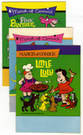 Bronze Age (1970-1979):Humor, March of Comics #385 Little Lulu Group (K. K. Publications, Inc.,1973) Condition: Average VF/NM. Group includes copies of ...(Total: 19 Comic Books)