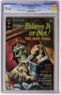 Bronze Age (1970-1979):Horror, Ripley's Believe It Or Not #23 File Copy (Gold Key, 1970) CGC NM+9.6 Off-white pages. Painted skull cover. John Celardo, Lu...