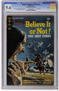 Bronze Age (1970-1979):Horror, Ripley's Believe It Or Not #27 File Copy (Gold Key, 1971) CGC NM+9.6 Off-white to white pages. Painted cover. Luis Domingue...