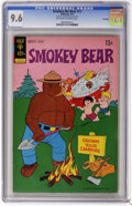 Bronze Age (1970-1979):Cartoon Character, Smokey Bear #11 File Copy (Gold Key, 1972) CGC NM+ 9.6 Off-white towhite pages. Highest CGC grade for this issue. Overstree...