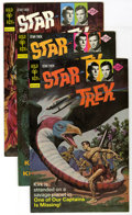 Bronze Age (1970-1979):Science Fiction, Star Trek and Dark Shadows Group (Gold Key, 1975-76) Condition: Average VF/NM. Includes Star Trek #33 (2 copies), #34 (2... (Total: 8 Comic Books)