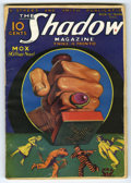 Pulps:Miscellaneous, The Shadow Magazine (Pulp) V7#6 (Street and Smith, 1933) Condition:GD/VG. A colorful George Rozen cover appears on this Boo...