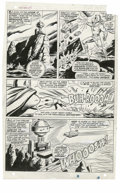 George Tuska and John Tartaglione - X-Men #43, page 7 Original Art (Marvel, 1968). The incomparable Magneto uses his inv...