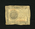 Colonial Notes:Continental Congress Issues, Continental Currency September 26, 1778 $7 Very Fine. There is alittle roughness around the edges but this Continental note...