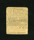 Colonial Notes:Delaware, Delaware May 1, 1756 15s Very Good. This is a note printed by BenFranklin's shop. The back reveals a center repair and four...