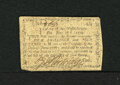 Colonial Notes:Massachusetts, Massachusetts June 18, 1776 4s About Extremely Fine. Theuninitiated colonial collector might look at this note and thinkth...