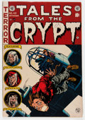 Golden Age (1938-1955):Horror, Tales From the Crypt #43 (EC, 1954) Condition: FN/VF....