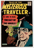 Silver Age (1956-1969):Horror, Tales of the Mysterious Traveler #8 (Charlton, 1958) Condition:FN-....