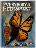 Books:Literature 1900-up, Charles Willeford. SIGNED/LIMITED. Everybody'sMetamorphosis. [Missoula: Dennis Mcmillan,] 1988. Firstprinting, lim...