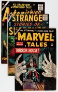 Golden Age (1938-1955):Horror, Atlas Golden Age Horror Comics Group (Atlas, 1950s) Condition:Average VG.... (Total: 10 Comic Books)