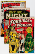 Silver Age (1956-1969):Horror, ACG Silver Age Horror and Science Fiction Group (ACG, 1952-58)Condition: Average FN.... (Total: 10 Comic Books)