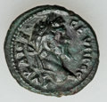 Ancients:Roman Provincial , Ancients: MOESIA INFERIOR. Nicopolis ad Istrum. Septimius Severus(AD 193-211). Æ assarion (3.25 gm)....