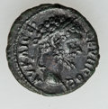 Ancients:Roman Provincial , Ancients: MOESIA INFERIOR. Nicopolis ad Istrum. Septimius Severus(AD 193-211). Æ assarion (2.60 gm)....