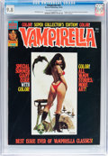 Magazines:Horror, Vampirella #55 (Warren, 1976) CGC NM/MT 9.8 Off-white to white pages....