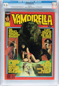 Magazines:Horror, Vampirella #94 (Warren, 1981) CGC NM/MT 9.8 White pages....