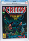 Modern Age (1980-Present):Horror, Creepy #122 (Warren, 1980) CGC NM/MT 9.8 Off-white to whitepages....