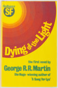 Books:Science Fiction & Fantasy, George R.R. Martin. SIGNED/INSCRIBED. Dying of the Light. London: Gollancz, 1978. First British edition. Inscribed...