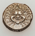 Ancients:Greek, Ancients: THRACE. Apollonia Pontica. Ca. 450-400 BC. AR drachm(3.24 gm)....