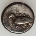 Ancients:Greek, Ancients: SICILY. Acragas. Ca. 510-480 BC. AR nomos (8.74 gm)....