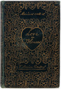 Books:Literature Pre-1900, F. Marion Crawford. Love in Idleness. New York: MacMillan,1894. First edition. Octavo. 218 pages. Illustrations thr...