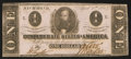 Confederate Notes:1863 Issues, T62 $1 1863 PF-1 Cr. 470.. ...