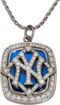 Baseball Collectibles:Others, 2009 New York Yankees World Championship Pendant Presented toReggie Jackson.. ...