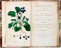 Books:Natural History Books & Prints, Thomas Martyn. Thirty-Eight Plates of Plants. London: B.White and Son, 1788. First edition. Complete, with thirty-e...