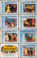 """Movie Posters:Musical, There's No Business Like Show Business (20th Century Fox, 1954).Lobby Card Set of 8 (11"""" X 14"""").. ... (Total: 8 Items)"""