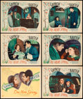 "Movie Posters:Comedy, One More Spring (Fox, 1935). Title Lobby Card and Lobby Cards (5)(11"" X 14"").. ... (Total: 6 Items)"