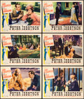 "Movie Posters:Romance, Peter Ibbetson (Paramount, 1935). Lobby Cards (6) (11"" X 14"").. ...(Total: 6 Items)"