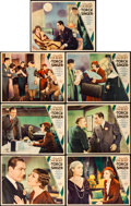 """Movie Posters:Drama, Torch Singer (Paramount, 1933). Lobby Cards (7) (11"""" X 14"""").. ...(Total: 7 Items)"""