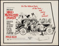 """Movie Posters:Animation, Mad Monster Party (Embassy, 1968). Half Sheet (22"""" X 28""""). Animation.. ..."""