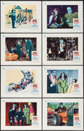 "Movie Posters:Comedy, Munster, Go Home (Universal, 1966). Lobby Card Set of 8 (11"" X 14""). Comedy.. ... (Total: 8 Items)"