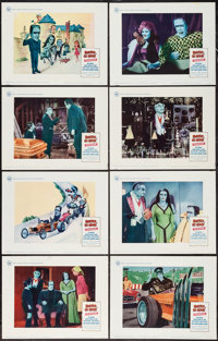 "Munster, Go Home (Universal, 1966). Lobby Card Set of 8 (11"" X 14""). Comedy. ... (Total: 8 Items)"