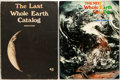 Books:Periodicals, Group of Two Editions of The Whole Earth Catalog. IncludesThe Last Whole Earth Catalog, 1971. and: The Ne...(Total: 2 Items)