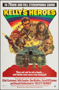 "Movie Posters:War, Kelly's Heroes (MGM, 1970). Roadshow One Sheet (27"" X 41""). War....."