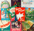 Books:Children's Books, [Children's Books]. Group of Ten Illustrated Children's Books.Various publishers, mid to late twentieth century. Various ed...(Total: 10 Items)