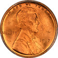 Lincoln Cents: , 1917 1C MS65 Red PCGS. CAC. PCGS Population (234/138). NGC Census:(62/24). Mintage: 196,429,792. Numismedia Wsl. Price for...