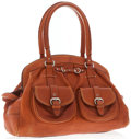 Luxury Accessories:Bags, Christian Dior Camel Leather My Dior Pockets Bag. ...