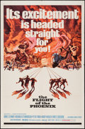 "Movie Posters:Adventure, The Flight of the Phoenix (20th Century Fox, 1966). One Sheet (27"" X 41""). Adventure.. ..."
