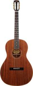 Musical Instruments:Acoustic Guitars, 2008 Bedell OH-12-G Natural Acoustic Guitar, Serial # F103365....