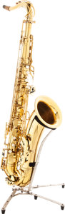 Musical Instruments:Horns & Wind Instruments, 1962 Selmer Mark VI Brass Tenor Saxophone, Serial # 103289. ...