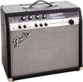 Musical Instruments:Amplifiers, PA, & Effects, 2000's Fender Princeton Recording Black Guitar Amplifier. ...