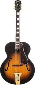 Musical Instruments:Acoustic Guitars, 1947 Gibson L5 Sunburst Archtop Acoustic Guitar, Serial # 99857....