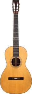Musical Instruments:Acoustic Guitars, 1917 Martin 1-28 Natural Acoustic Guitar, Serial # 12905....