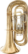 Musical Instruments:Horns & Wind Instruments, Yamaha YBB-321 4-Valve Brass Tuba. ...
